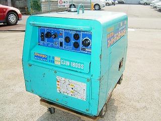 株式会社ワンボックス エンジン溶接機械の画像